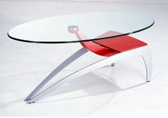 Tempered Glass Table (CT-120)