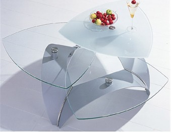 Tempered Glass Table (CT-121)