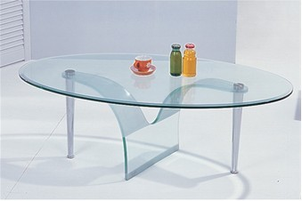 Tempered Glass Table (CT-109)