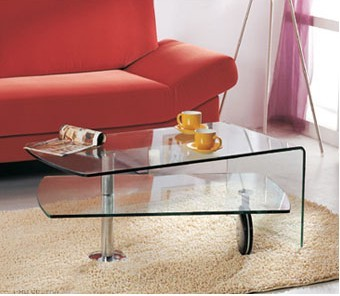 Tempered Glass Table (CT-129)