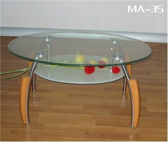 Tempered Glass Table (MA-35)