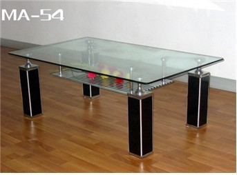 Tempered Glass Table (MA-54)