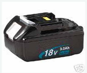 Power Tool Battery (MAK-18V(B))