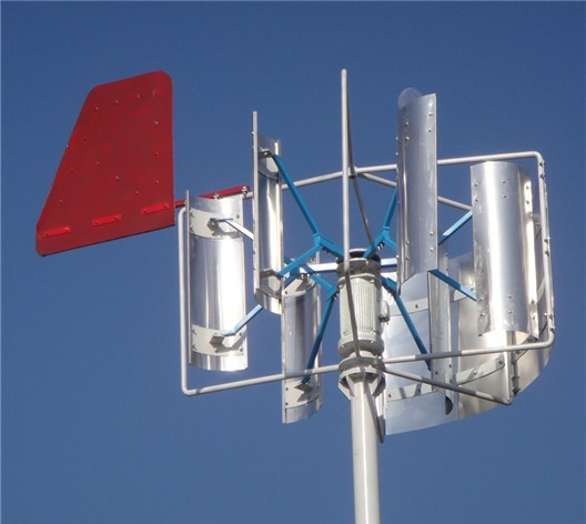 Catalogue-Vertical Axis Wind Turbines (VAWT's)